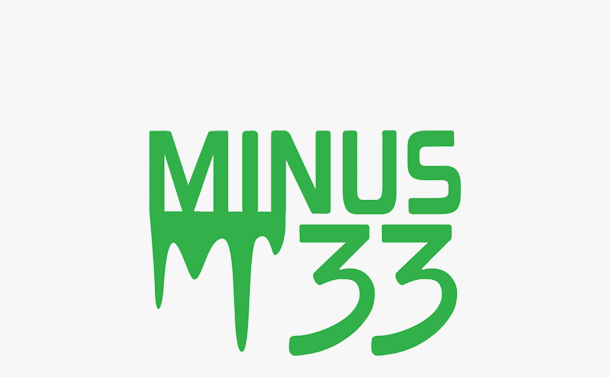Minus 33, Embroidery, Screen Printing, Pensacola, Logo Masters International