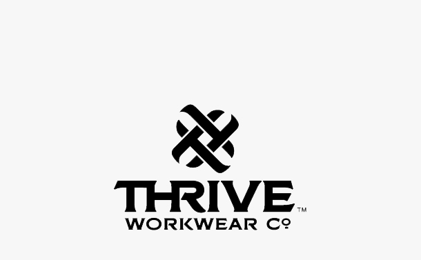 Thrive, Embroidery, Screen Printing, Pensacola, Logo Masters International