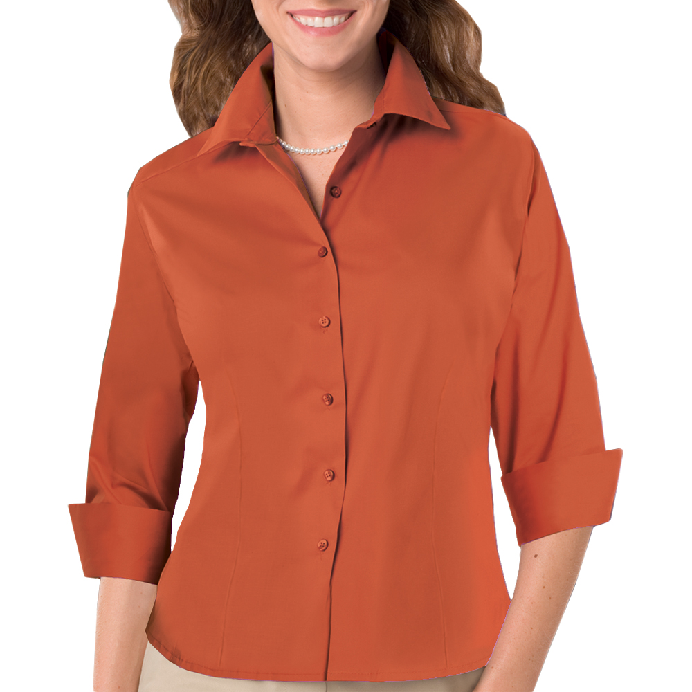 Burnt Orange- Logo Masters International, Embroidery, Screen Printing