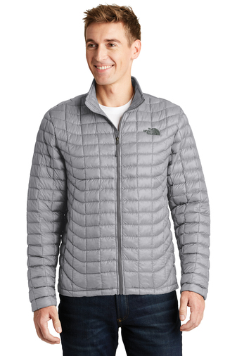 73c02cb40 The North Face, NF0A3LH2, Men's ThermoBall Trekker Jacket - Logo ...