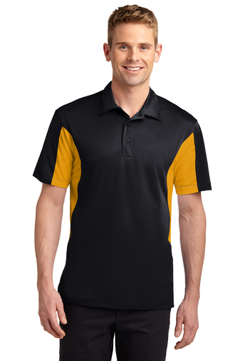 Black/ Gold- Logo Masters International, Embroidery, Screen Printing