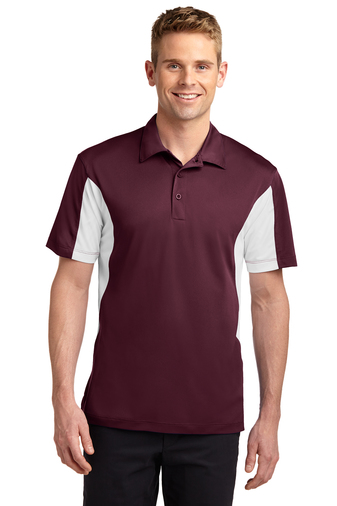 Maroon/ White- Logo Masters International, Embroidery, Screen Printing
