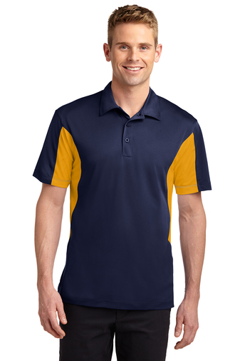 True Navy/ Gold- Logo Masters International, Embroidery, Screen Printing