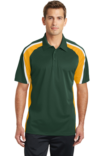 Forest Green/ Gold/ White- Logo Masters International, Embroidery, Screen Printing