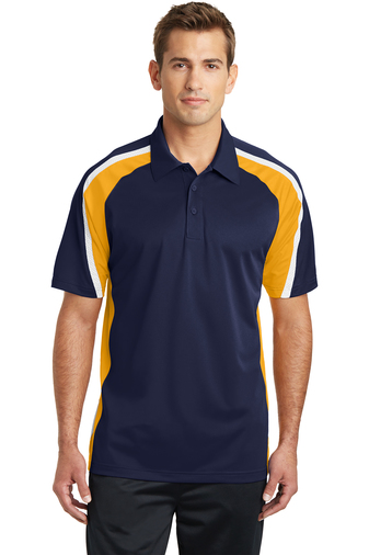 True Navy/ Gold/ White- Logo Masters International, Embroidery, Screen Printing