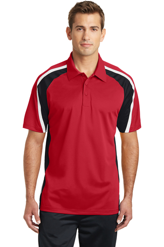 True Red/ Black/ White- Logo Masters International, Embroidery, Screen Printing