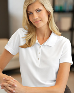 Izod - 13Z0081,  Izod Ladies Performance Golf Pique Polo, Embroidery, Screen Printing - Logo Masters International