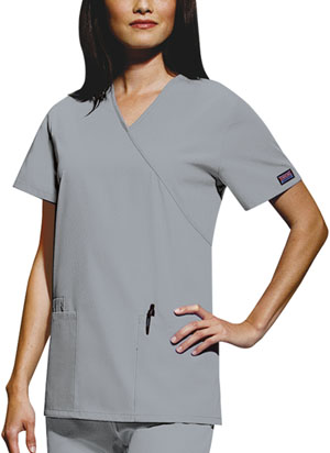 Cherokee - 4801 Mock Wrap Tunic