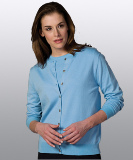 Edwards - 038 Ladies Performance Sweater Set, Pensacola, Embroidery, Screen Printing, Logo Masters International