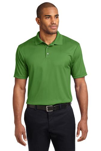 Port Authority Mens Performance Fine Jacquard Polo Shirt