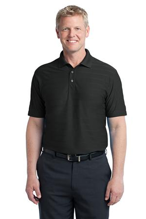 Port Authority - K514 Mens Horizontal Texture Polo Shirt