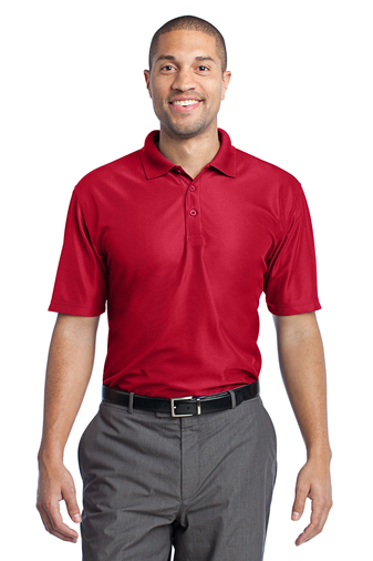 Port Authority - K512 Mens Performance Vertical Pique Polo Shirt
