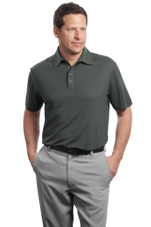 Red House - RH49 Mens Contrast Stitch Performance Pique Polo Shirt