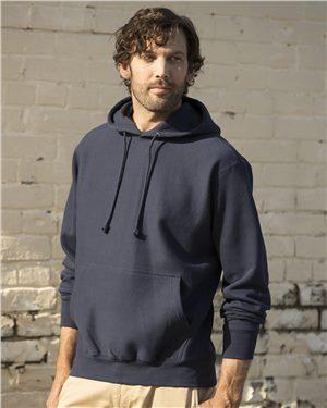 Weatherproof Men's Cross Weave Pullover Hoodie