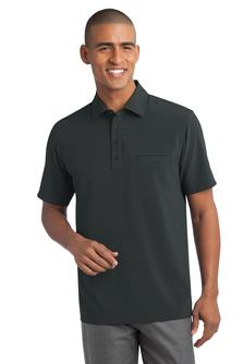 Port Authority - S650, Mens Ultra Stretch Pocket Polo - Logo Masters International