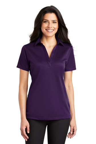 Ladies Silk Touch Performance Polo, Embroidery, Screen Printing, Pensacola, Logo Masters International