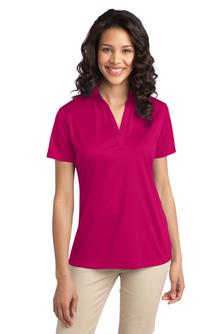 Port Authority - L540 Ladies Silk Touch Performance Polo, Pensacola, Embroidery, Screen Printing, Logo Masters International