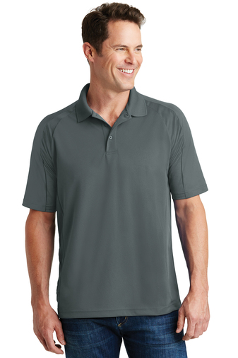 Sport-Tek - T474  Men's Dri-Mesh Pro Polo Shirt, Pensacola, Embroidery, Screen Printing, Logo Masters International