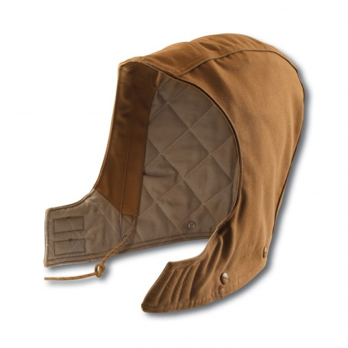 Carhartt - FRA265 Carhartt Flame-Resistant Duck Hood - Quilt Lined, Pensacola, Embroidery, Screen Printing, Logo Masters International
