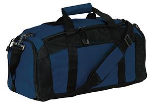Port & Co. - BG970, IMproved Gym Bag - Logo Masters International