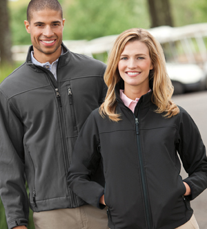 Weatherproof - 6500 Mens Softshell Jacket, Pensacola, Embroidery, Screen Printing, Logo Masters International