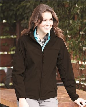 Weatherproof Ladies Softshell Jacket