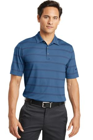 Nike - 677786 Mens Dri-FIT Fade Stripe Polo, Pensacola, Embroidery, Screen Printing, Logo Masters International