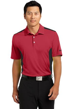 Nike - 632418, Mens Dri-FIT Engineered Mesh Polo - Logo Masters International