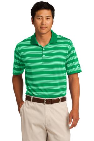 Nike - 578677, Nike Mens Dri-FIT Tech Stripe Polo - Logo Masters International