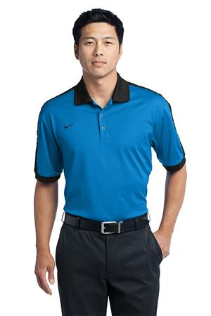Nike - 474237 Mens Dri-FIT Contrast Stripe N98 Polo, Pensacola, Embroidery, Screen Printing, Logo Masters International