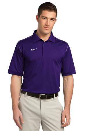 Nike - 443119 Mens Dri-FIT Sport Swoosh Pique Polo