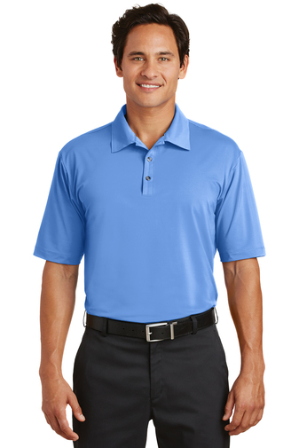 Nike - 429439, Mens Elite Series Dri-FIT Ottoman Bonded Polo - Logo Masters International