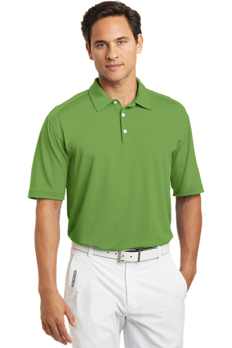 Nike - 378453, Mens Dri-FIT Mini Texture Polo - Logo Masters International