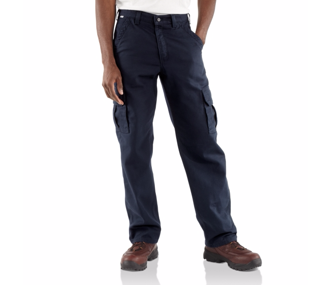 Carhartt - FRB240, Flame Resistant Cargo Pants, Embroidery, Screen Printing - Logo Masters International