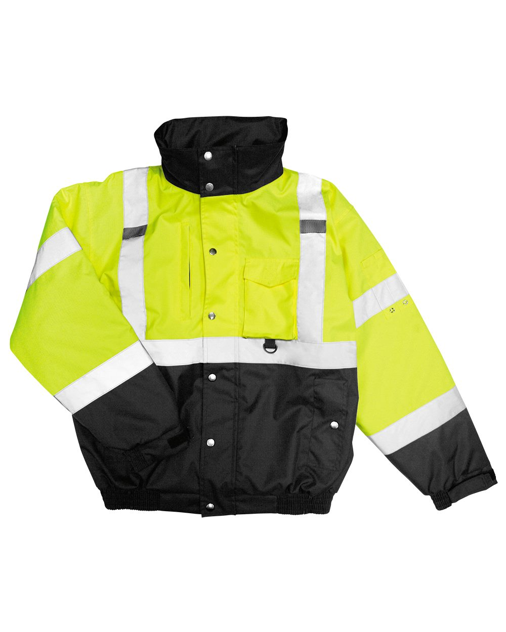 ML Kishigo - JS130, Hi Vis Wind/Water Jacket, Embroidery, Screen Printing - Logo Masters International