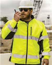 ML Kishigo - WB-100, Hi Vis Windbreaker, Embroidery, Screen Printing - Logo Masters International