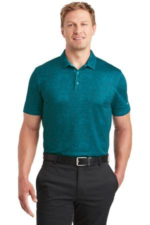Nike - 838965 Dri-FIT Crosshatch Polo, Pensacola, Embroidery, Screen Printing, Logo Masters International