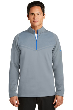 Nike Men's Therma-FIT Hypervis 1/2-Zip Cover-Up