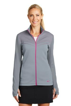 Nike - 779804, Ladies Therma-FIT Hypervis Full-Zip Jacket - Logo Masters International