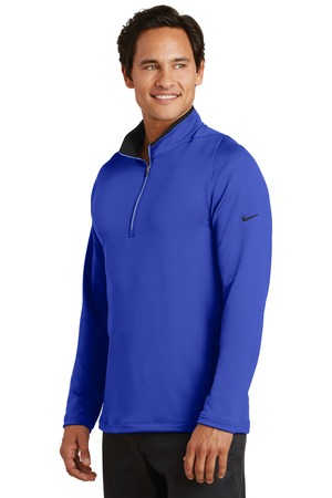 Nike - 779795 Men's Dri-FIT Stretch 1/2-Zip Cover-Up, Pensacola, Embroidery, Screen Printing, Logo Masters International