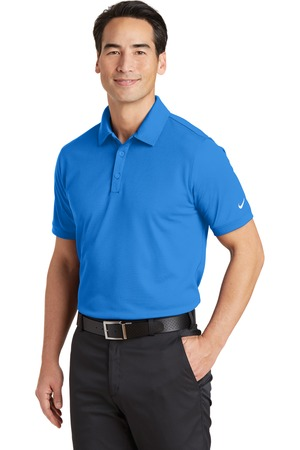 Nike - 746099 Men's Dri-FIT Solid Icon Pique Modern Fit Polo