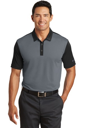 Nike - 746101 Men's Dri-FIT Colorblock Icon Modern Fit Polo