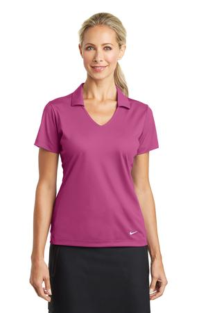 Nike - 637165, Ladies Dri-FIT Vertical Mesh Polo - Logo Masters International
