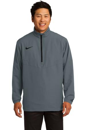 Nike - 578675, Men's 1/2-Zip Wind Shirt, Embroidery, Screen Printing - Logo Masters International