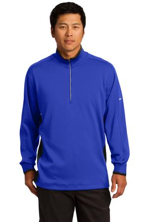 Nike - 578673, Men's Dri-FIT 1/2-Zip Cover-Up - Logo Masters International