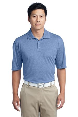 Nike - 474231 Men's Dri-FIT Heather Polo