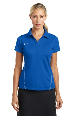 Nike - 452885 Ladies Dri-FIT Sport Swoosh Pique Polo
