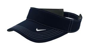 Nike - 429466, Dri-FIT Swoosh Visor - Logo Masters International