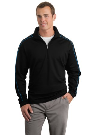Nike - 354060 Men's Dri-FIT 1/2-Zip Cover-Up, Pensacola, Embroidery, Screen Printing, Logo Masters International