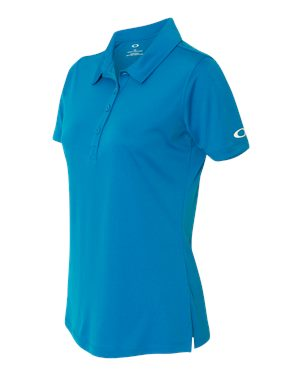 Oakley - 11087, Women's Performance Sport Shirt Set-In Sleeves - Logo Masters International